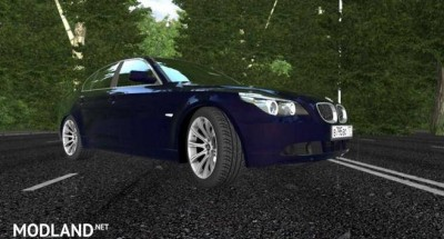 Bmw 5-Series E60 M-Packet [1.5.9], 1 photo